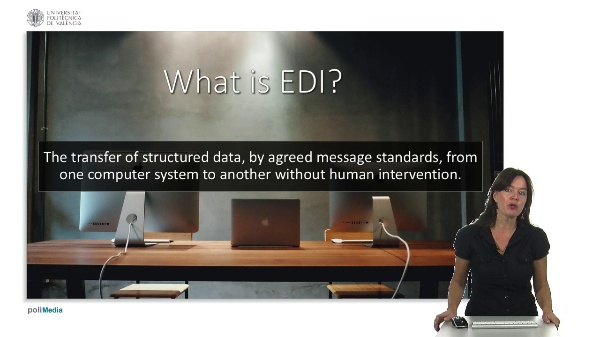 Electronic Data Interchange (EDI)