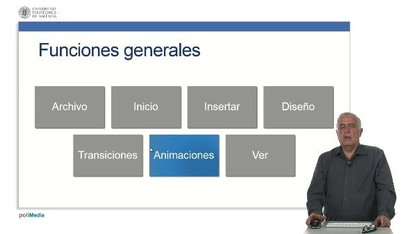 Animaciones en PowerPoint