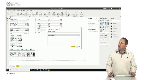 MOOC Power BI. Subir un informe a la nube desde Power BI desktop