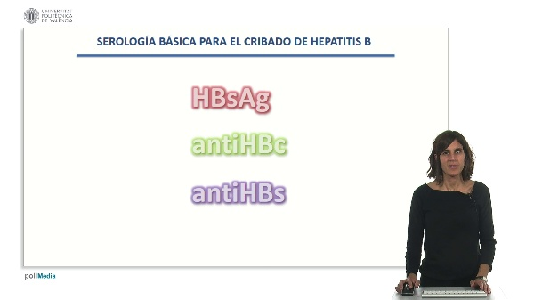 Diagnostico serologico de la hepatitis B