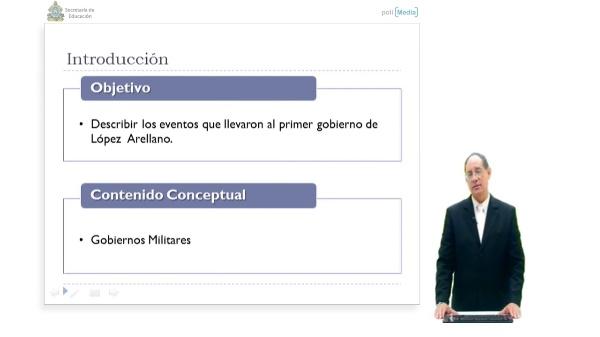 Primer Gobierno de López Arellano