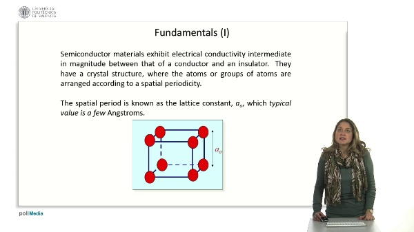 Fundamentals of Semiconductors (I)