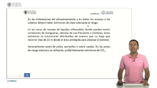 ITC MIE APQ-1: Otros elementos de Protección Contra Incendios (Arts. 29-31)