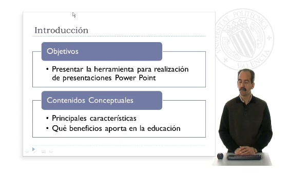 Power Point y OpenOffice