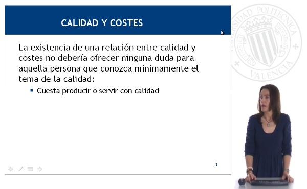 Metodología de cálculo de costes de calidad y no calidad II