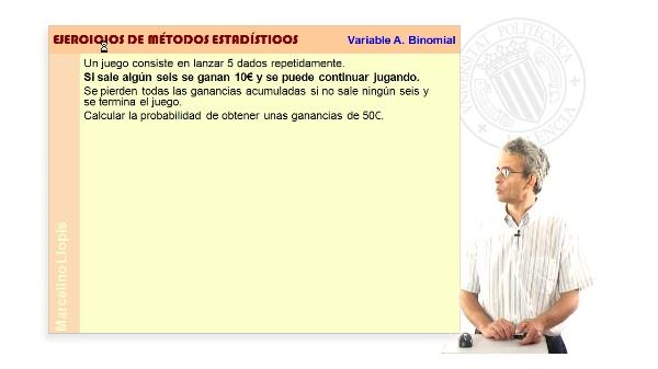 03-V BINOMIAL-05 -Variable aleatoria Binomial