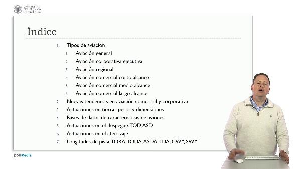 MOOC Diseño aeropuertos según OACI. Resumen módulo 1