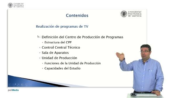 Centro de Producción de Programas