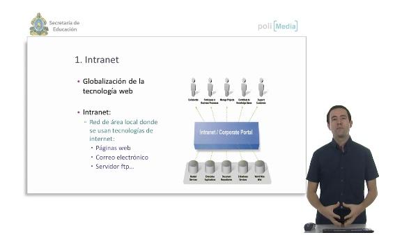 Servicios en red. Intranet, extranet, VPN y servicios de comunicación personal