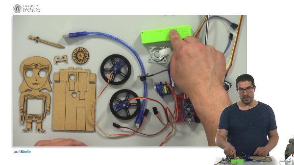 Ensamblajes DYOR. Robot DYOR WonderBot