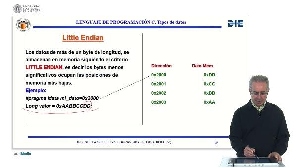 Curso de ingeniería del software para sistemas embebidos. Módulo 3 parte 2.Lenguaje C básico.