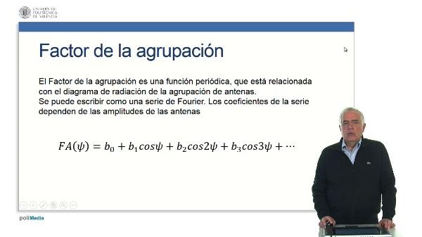 Diagramas de agrupaciones lineales. Ejercicios.