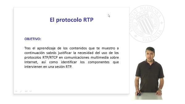 El protocolo RTP
