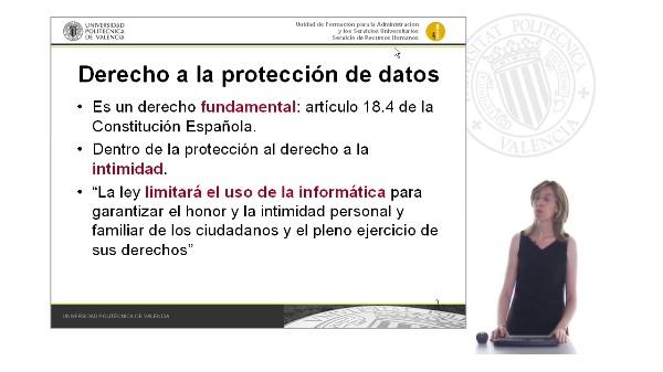Tema 2. Aspectos básicos de la protección de datos