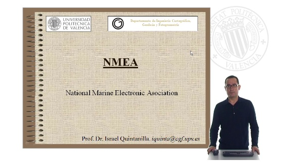 NMEA. National Marine Electronic Asociation