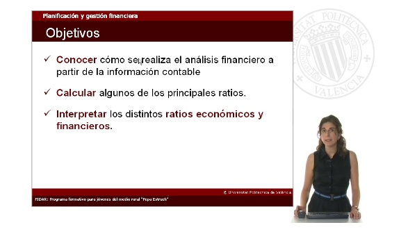 2.3. Análisis del balance y de la cuenta de resultados