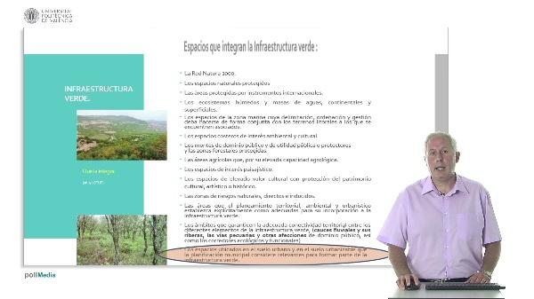 La infraestructura verde del territorio II.