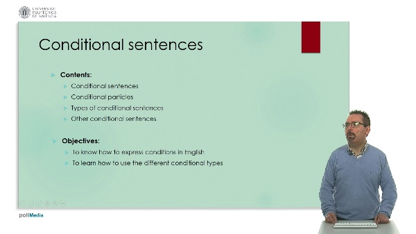 Technical English: conditional sentences