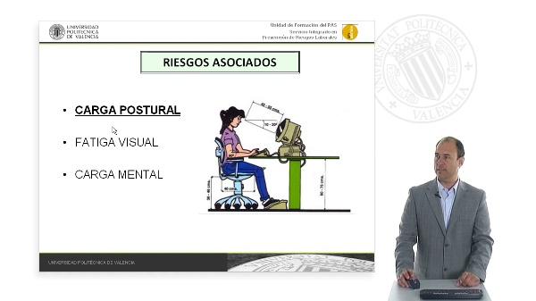 [POWERPOINT, VÍDEO INCRUSTADO] Ejercicios de relajación muscular para trabajos con PVD's