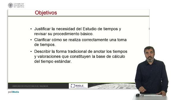 REALIZACIÓN DE ESTUDIO DE TIEMPOS