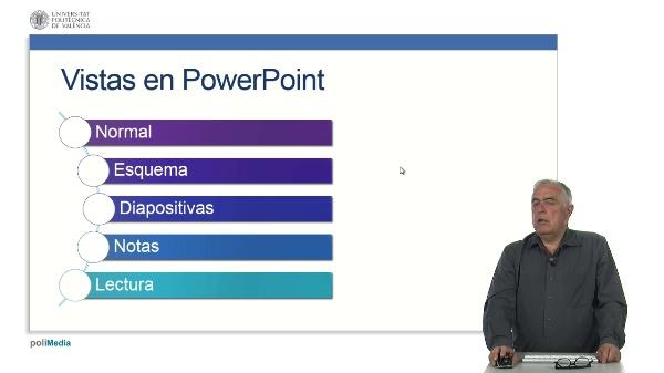 Vistas en PowerPoint