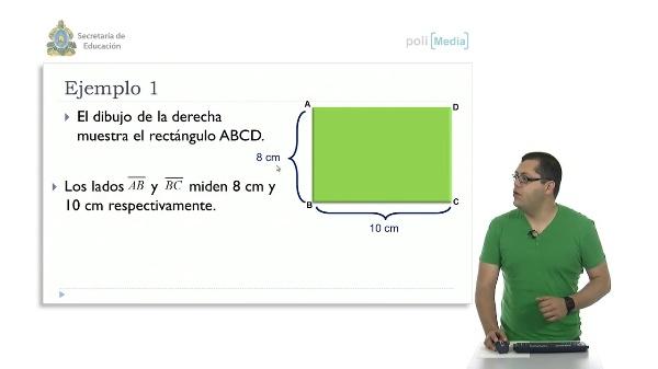 Aplicación de la función lineal con figuras geométricas
