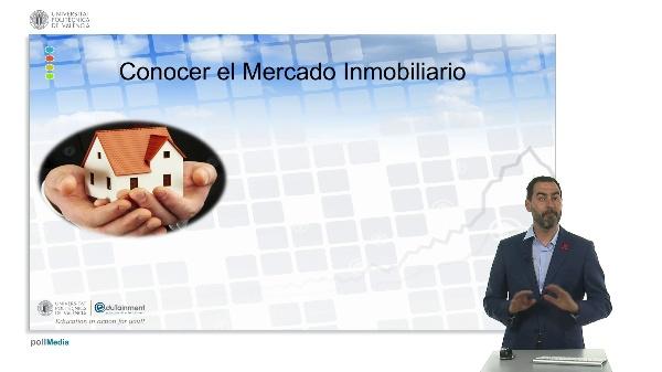 Módulo: Mercado Inmobiliario. Introducción.