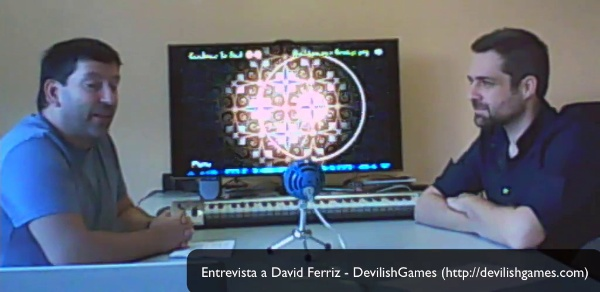 Entrevista a David Ferriz - DefilishGames