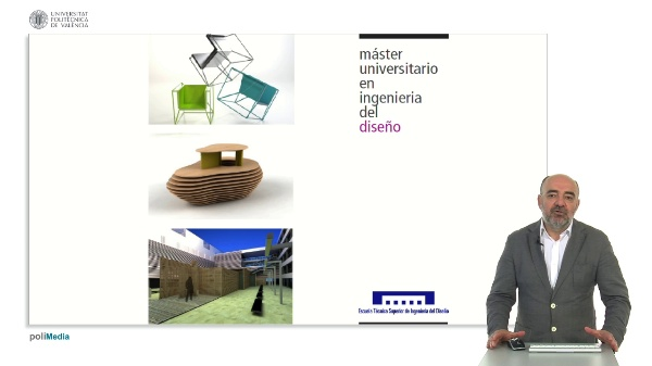 Master Universitario en Ingeniería del Diseño
