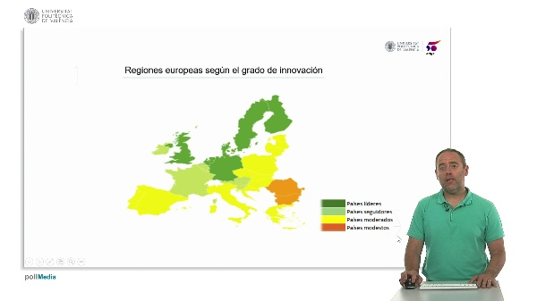 Innovación Regional en Europa