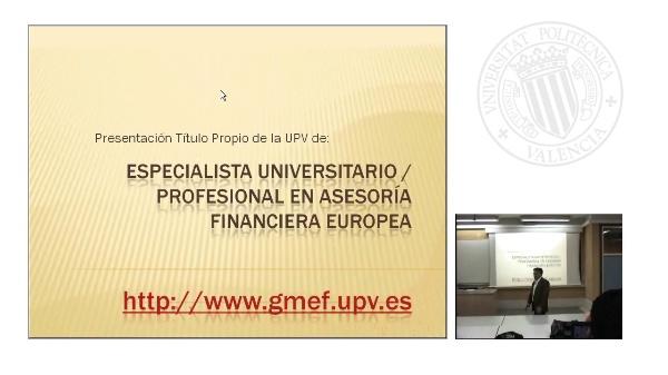Sesión presentación AFE-SENA
