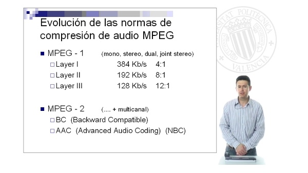 MPEG-2 Multicanal