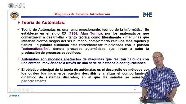 Curso de ingeniería del software para sistemas embebidos. Modulo 11. Parte 3. Máquinas de estado finita.