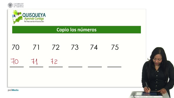 Quisqueya Aprende Contigo. Matemáticas. Unidad 4. Tema 2 (III)