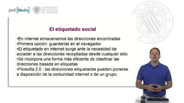 El etiquetado social
