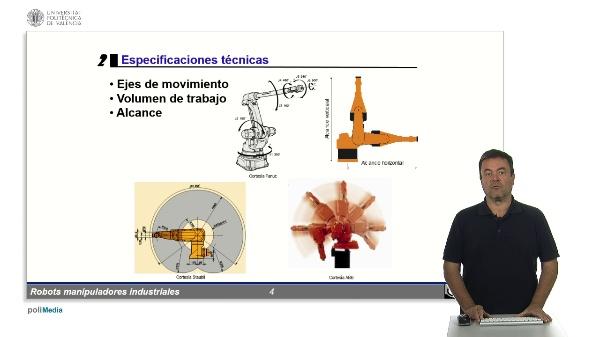 RMIs - especificaciones técnicas