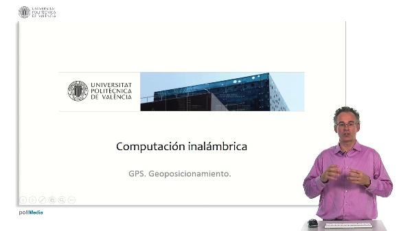 GPS. Geoposicionamiento