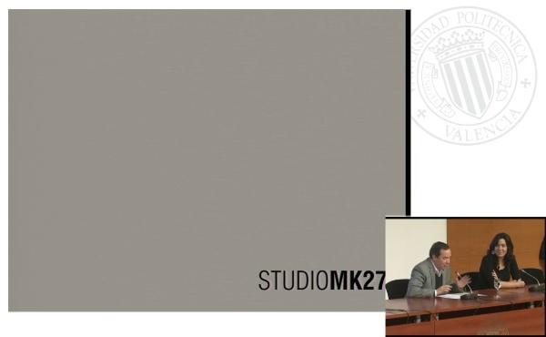 Ponencia Marcio Kogan. Studio MK27