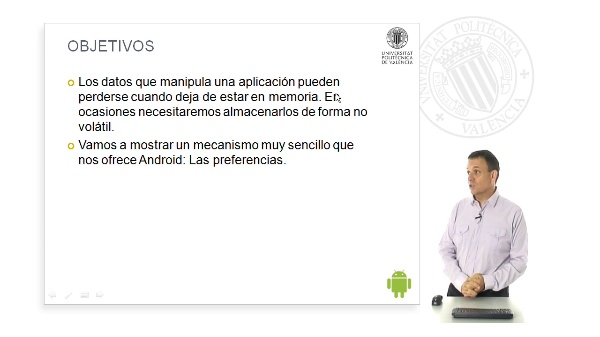Almacenar información usando Preferencias en Android