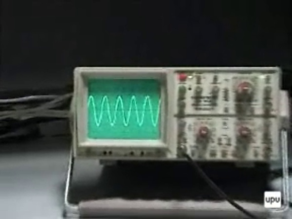 Manejo del osciloscopio analógico HM303-4