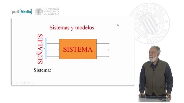 Modelos de sistemas y señales. Analogías (sistemas)