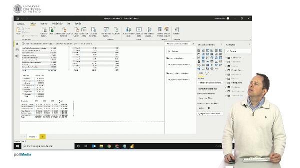 MOOC Power BI. Modelado. Consolidar los datos en Power BI o trabajar con tablas en el modelo de datos