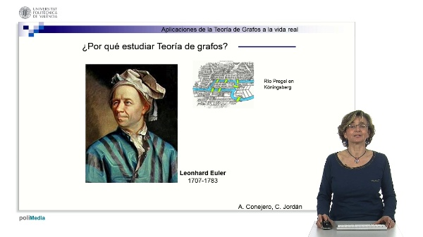 S0.3- Presentación primera parte del MOOC  Aplicaciones de la teoría de grafos a la vida real