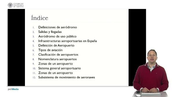 Aeropuerto, aerodoromo y sus definiciones.