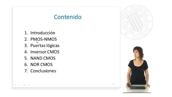 Familias CMOS.