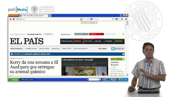 RSS con Mozilla Firefox
