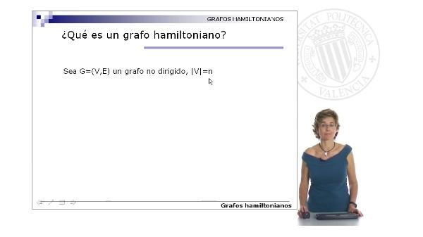 ¿Qué es un grafo hamiltoniano?