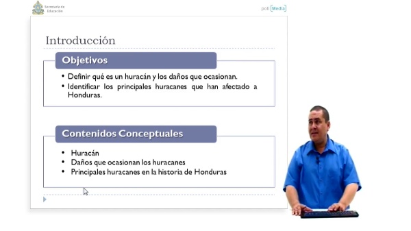 Huracanes en Honduras