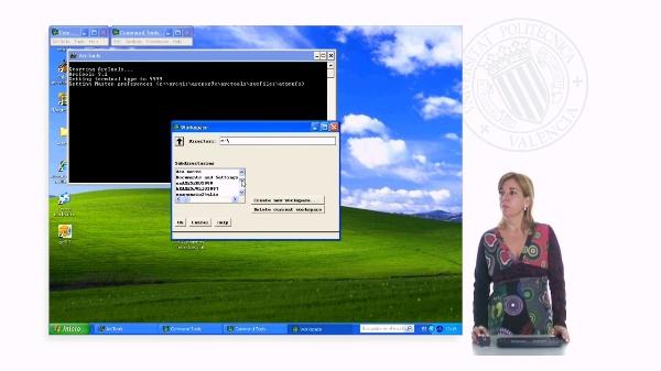 Arcinfo. Importación ficheros de líneas
