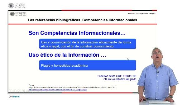 Los gestores bibliográficos. Estándares en la gestión de referencias bibliográficas. Formatos RIS, BibTex